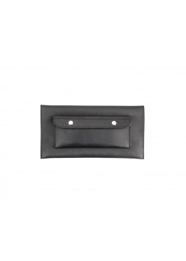 Клатч Level Crazy Horse Hide Black