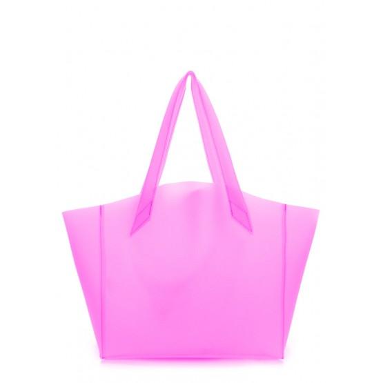 7493af59da0f Прозрачная сумка PoolParty Fiore Gossip Pink купить в Киеве, цены на ...